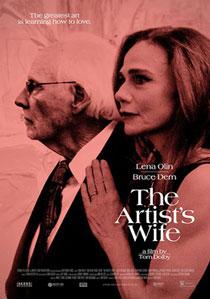 دانلود فیلم The Artist's Wife 2020